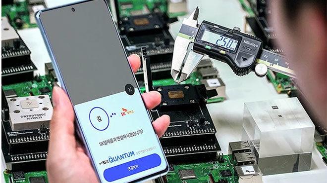 İlginç model Samsung Galaxy A Quantum tanıtıldı!