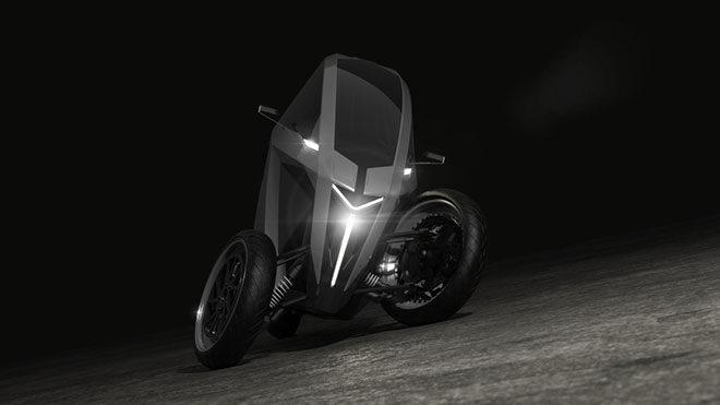 300 km menzile sahip üç tekerlekli elektrikli araç: AKO Trike [Video]