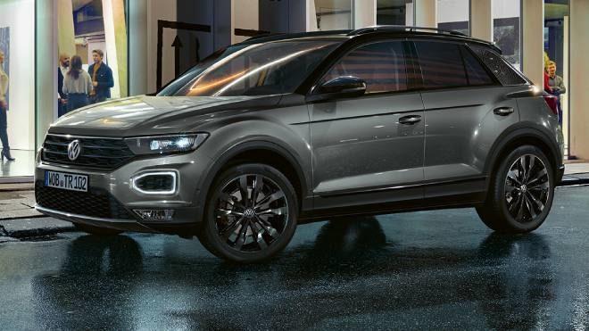 Volkswagen T-Roc Black Edition