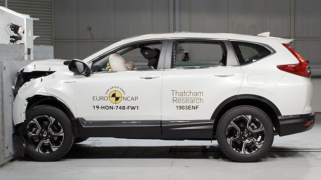 Euro NCAP çarpışma testi