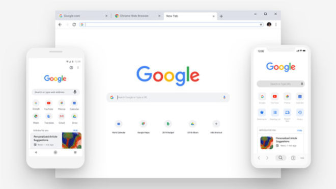 chrome google koronavirüs