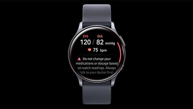 Samsung Galaxy Watch Active 2 ile gelecek tansiyon ölçme özelliği [Video]