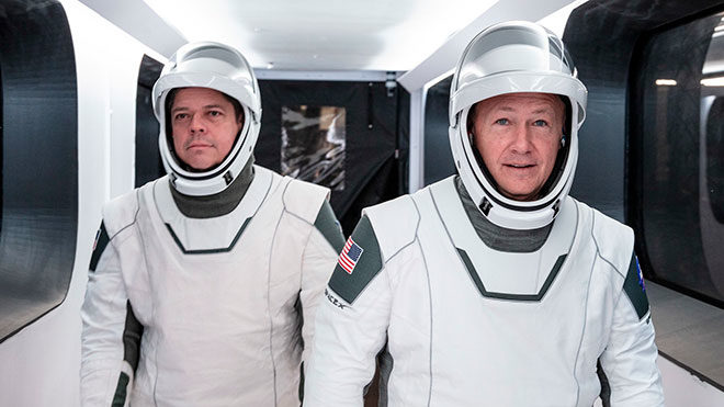 SpaceX NASA