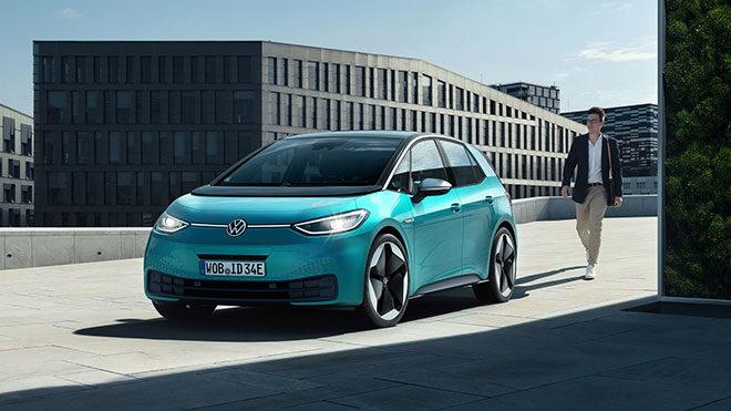 Volkswagen ID.3 elektrikli otomobil