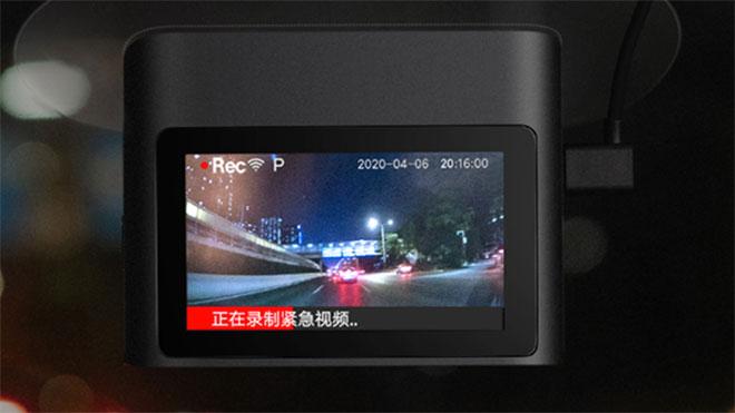 Xiaomi Mi Smart Dashcam 2K araç içi kamera