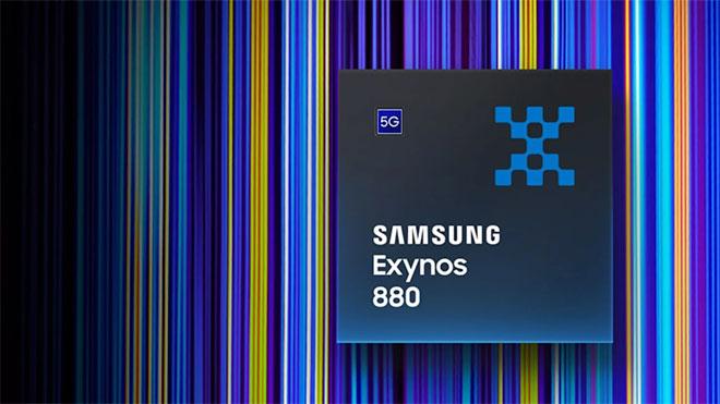 Samsung Exynos 880 Vivo Y70s