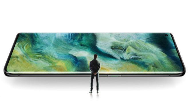OPPO Find X2 120 Hz ekrana sahip akıllı telefon modelleri artıyor