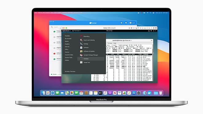 Apple silikon mac windows