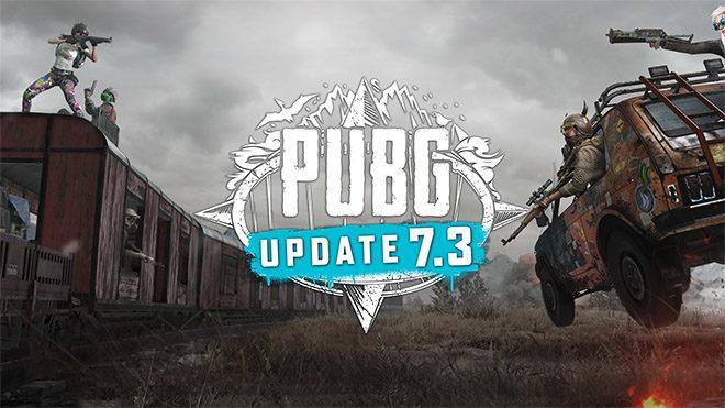 PUBG 7.3