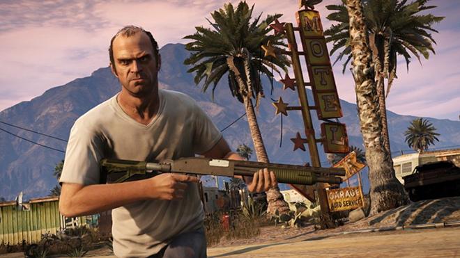Grand Theft Auto V PlayStation 5
