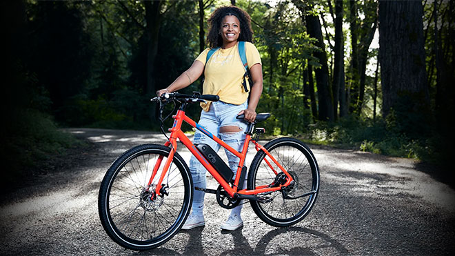 Rad Power Bikes RadMission elektrikli bisiklet