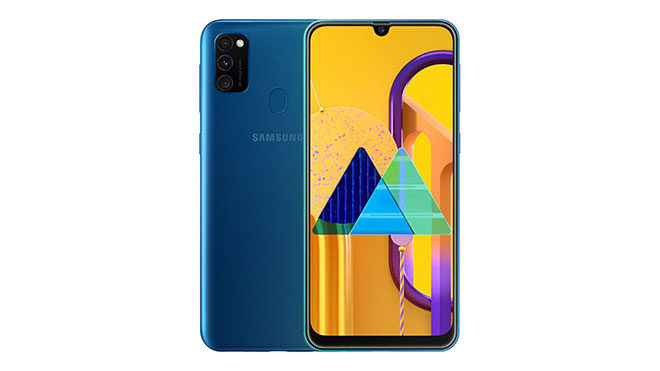 Samsung Android 10 Samsung Galaxy M31s