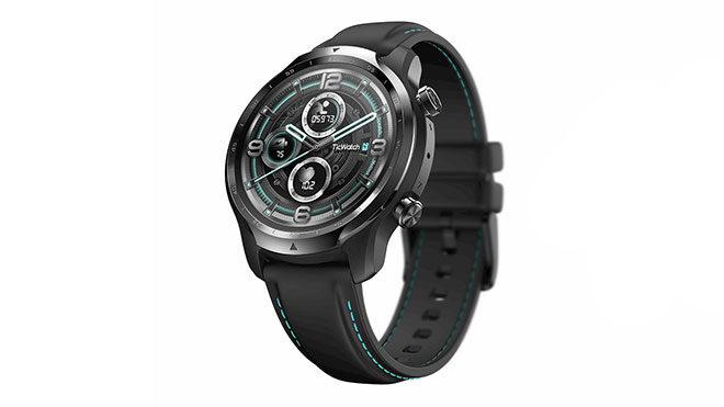 Snapdragon Wear 4100 akıllı saat Snapdragon Wear 4100 Plus