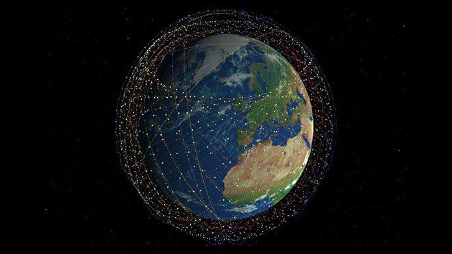 SpaceX uzaydan internet