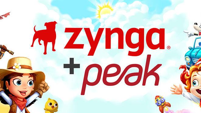 Türk oyun şirketi Peak ve Zynga