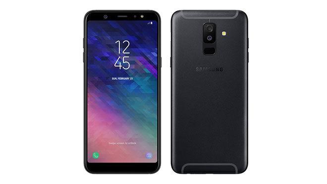 Android 10 Samsung Galaxy A6+ Galaxy A6 Plus