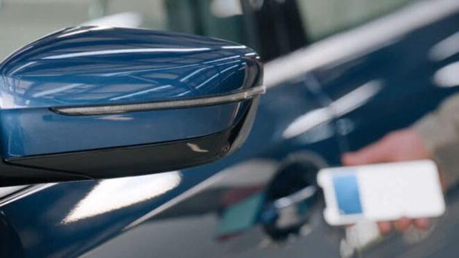 iOS 14 BMW 5 Serisi