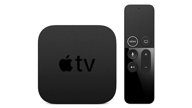 tvOS 14 Apple TV 4K