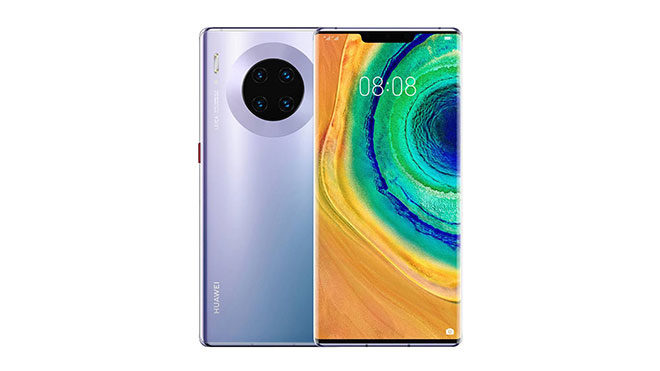 Huawei Mate 30 Pro 5G DxOMark EMUI 11 Android 11