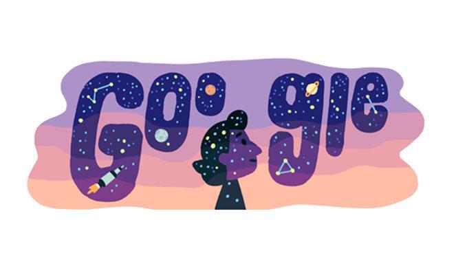 Google Dilhan Eryurt Doodle NASA