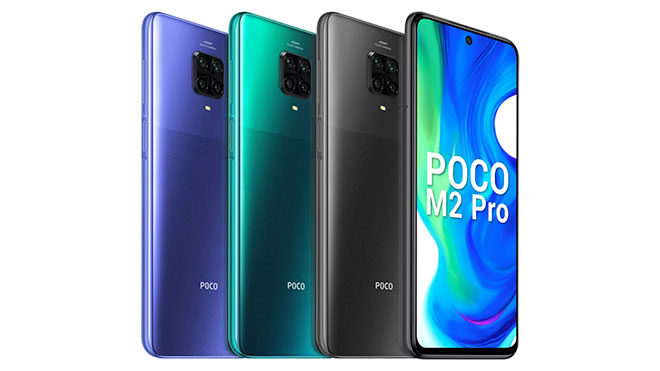 POCO M2 Pro POCO F2 Pro