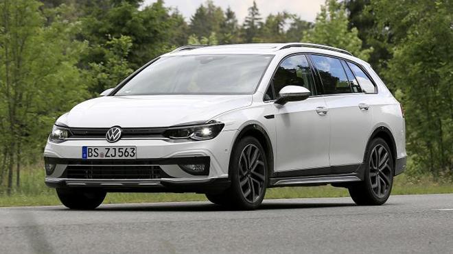 Volkswagen Golf 8 Alltrack