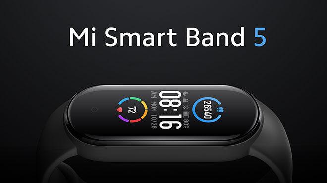 Xiaomi Mi Smart Band 5